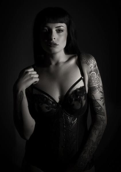 From the Dark by vonbatcat