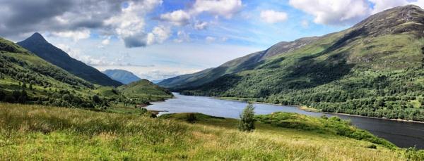 Loch Leven from Kinlochleven by DanfromScotland