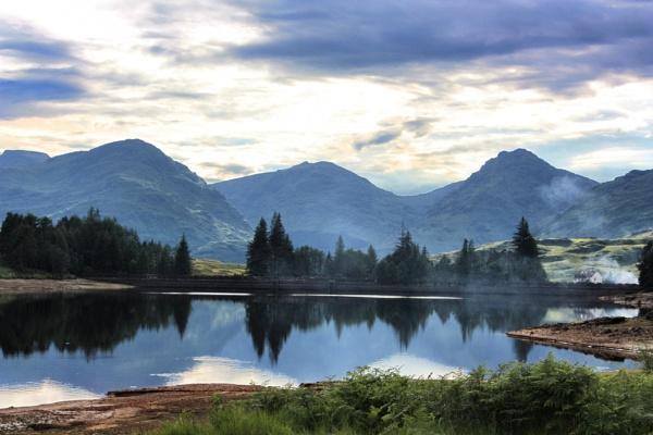Loch Arklet by DanfromScotland
