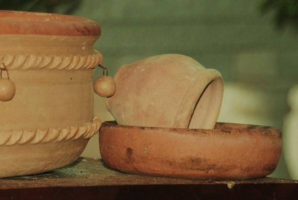 Tuesday\'s pots... by Chinga