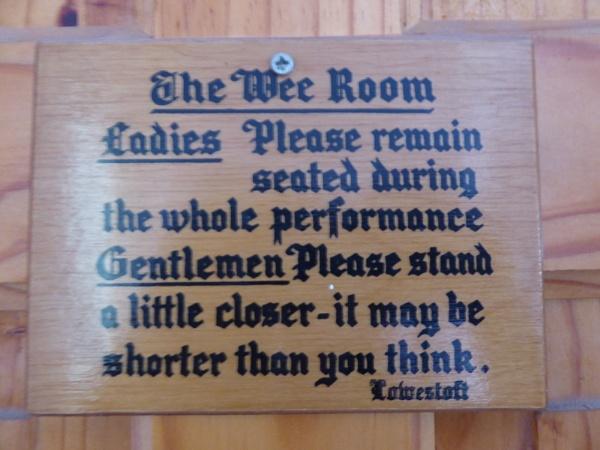 Toilet humour! by Chinga