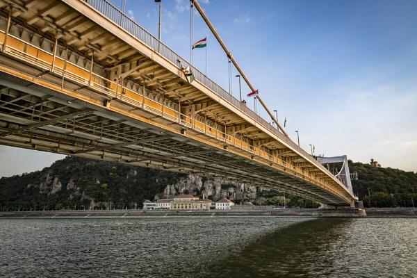 Elizabeth Bridge Budapest by Philpot