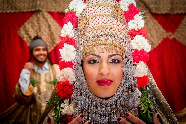 Traditional Yemenite Wedding by netz