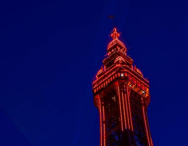 Blackpool Tower by victorburnside