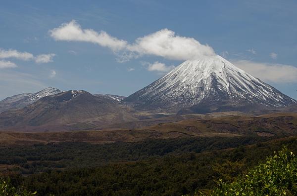 Mount Ngauruhoe by Rick51