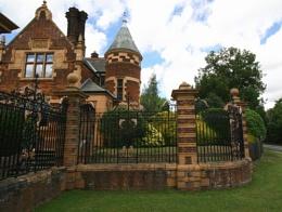 Rapunzels house