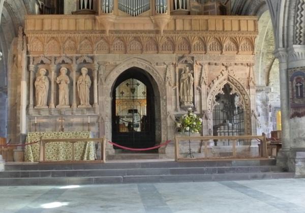 St David\'s Main Screen - corrected by scotsjerry