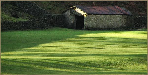 Barn, Ulswater. by myrab