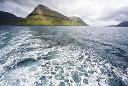 Faroe's sea and land
