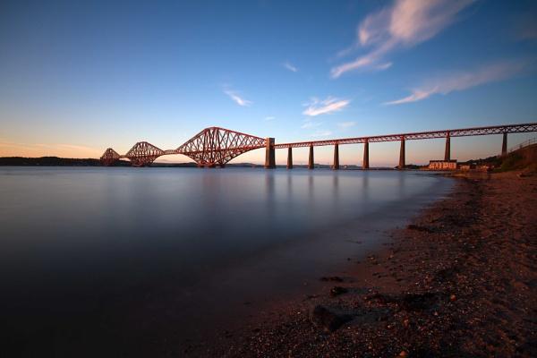 Forth Rail Bridge by neil75