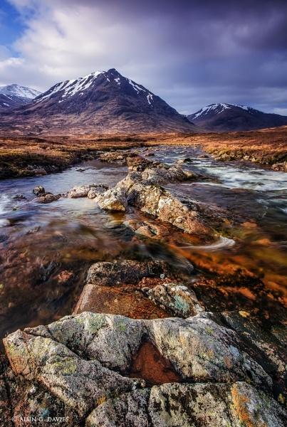 Creise and the River Coupall by Tynnwrlluniau