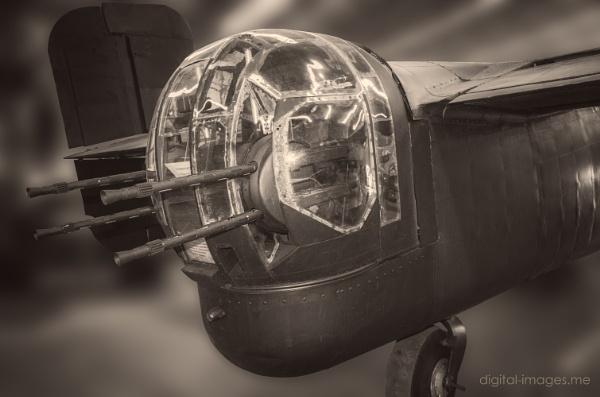 Rear Turret by Alan_Baseley
