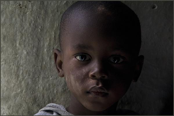Portrait of a boy by Msalicat
