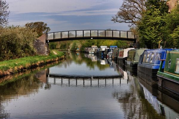 Bridge on the Avon Ring by DanfromScotland