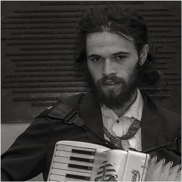 The Music Man by Irishkate