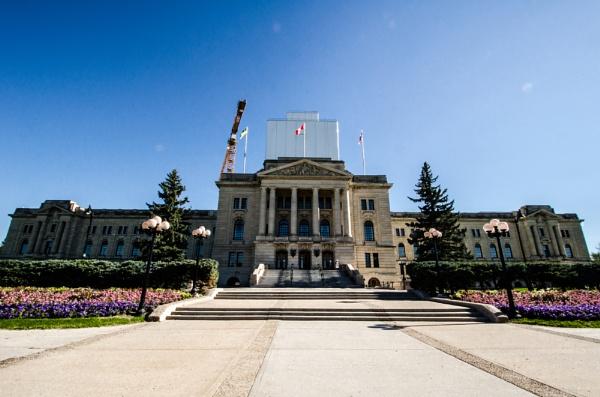 Saskatchewan Legislature by Marty_Woodcock