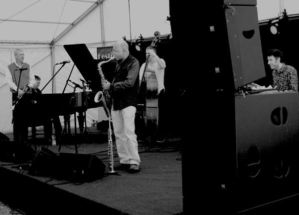 Llandudno Jazz Festival 2015 Art Themen Quartet by sonsdad