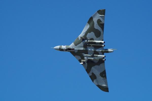 Vulcan\'s Last Fairford by Kako