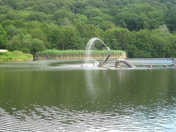 Llandrindod Wells Lake. by Brilane