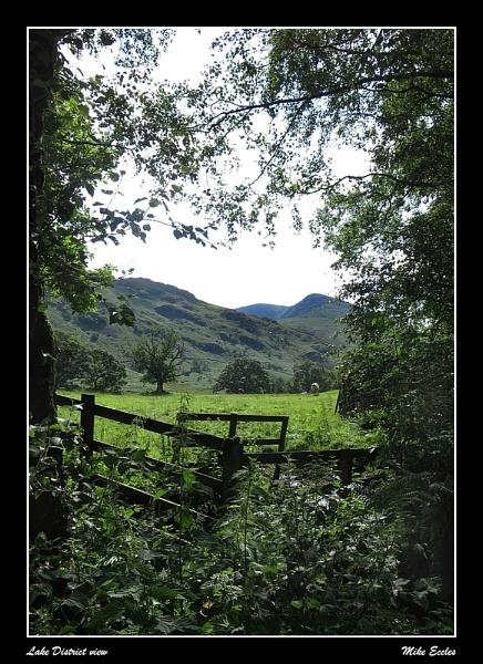 Lake District view by oldgreyheron
