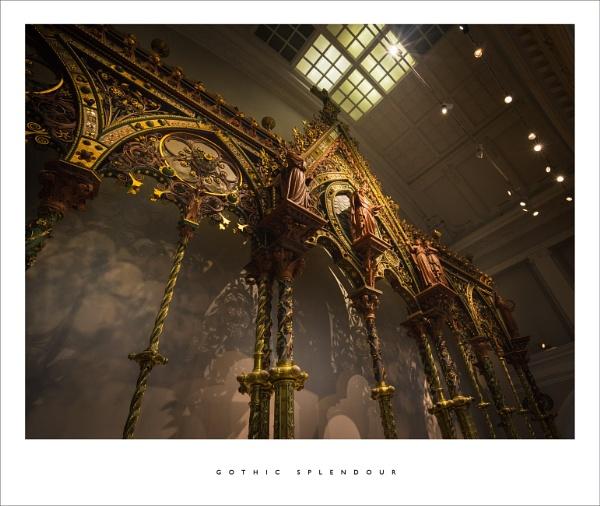 Gothic splendour by parallax