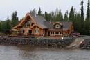 Log Cabin by lesliea