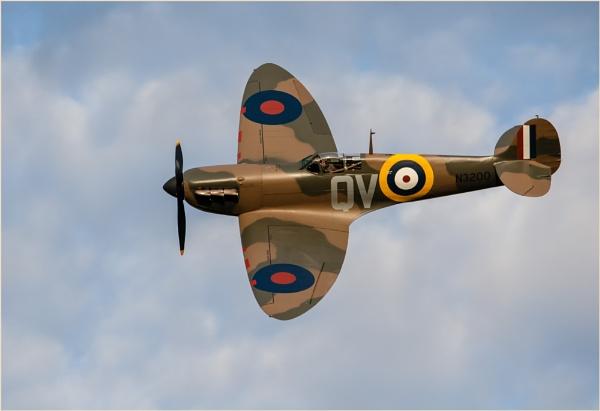 Spitfire by DicksPics
