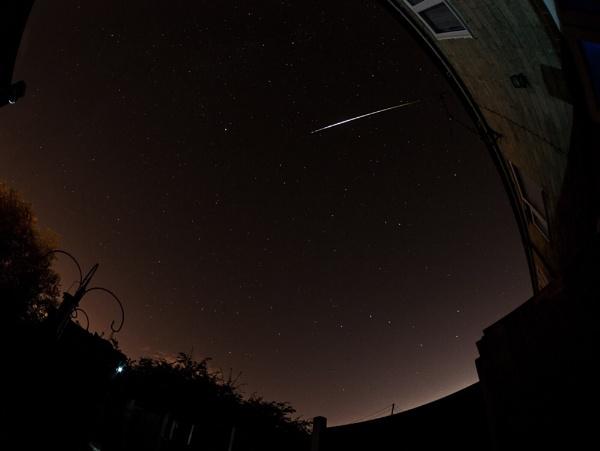 Perseid Meteor storm by photorjp
