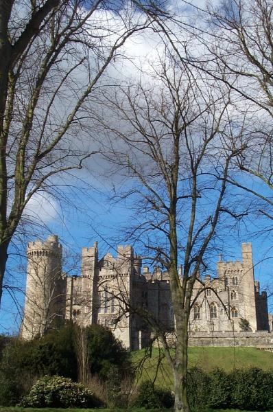 Arundel Castle by Patwen