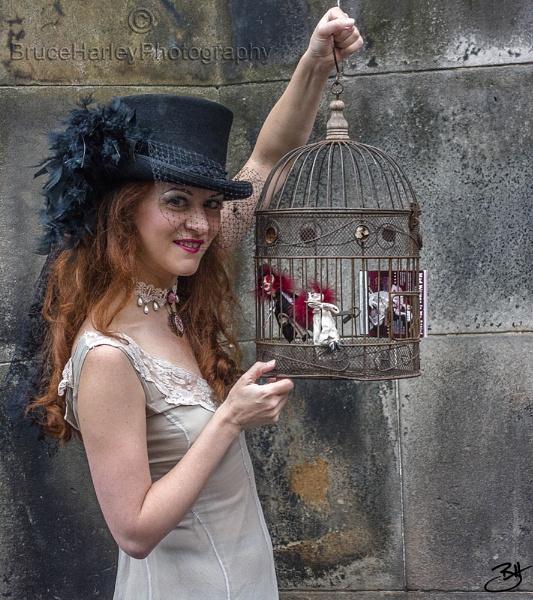 Edinburgh Festival Fringe Beauty by MunroWalker
