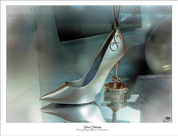 Silver Stiletto by MunroWalker