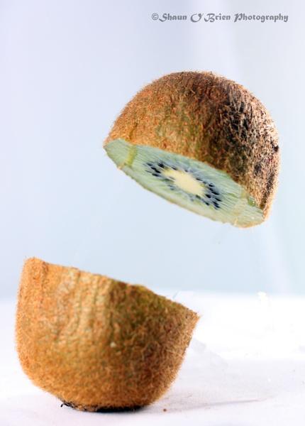 Kiwi Fruit by ladaman98