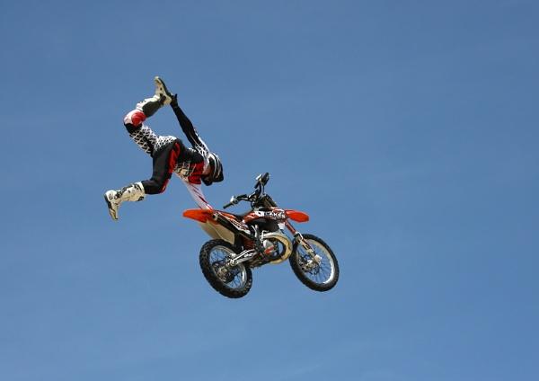 Stunt Rider by ZX1400