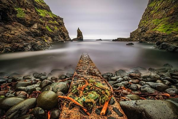 Portcoon jetty by brzydki_pijak