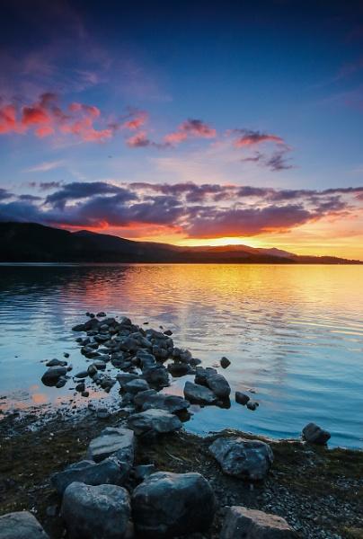 Beautiful Derwentwater by rob wilkins