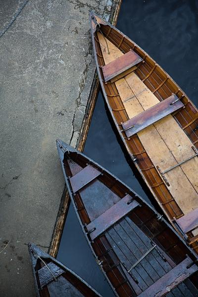 Boats by saltireblue