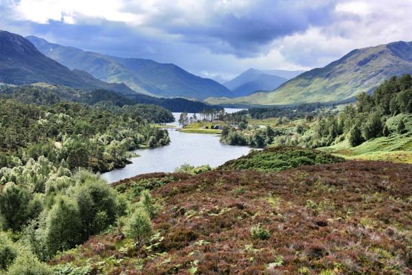 Glen Affric by DanfromScotland