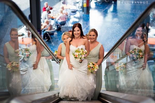 Wedding Day by paulbaybutphotography