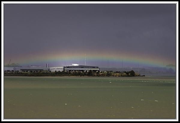 Rainbow Over Highbrook by sidestep