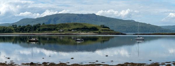 Lismore Island panorama... by Scottishlandscapes