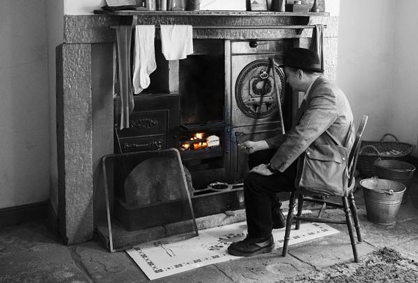 As warm as toast by danbrann