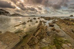 Mupe Rocks. Dorset