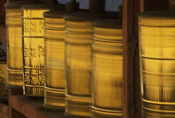 Prayer Wheels by SteveOh