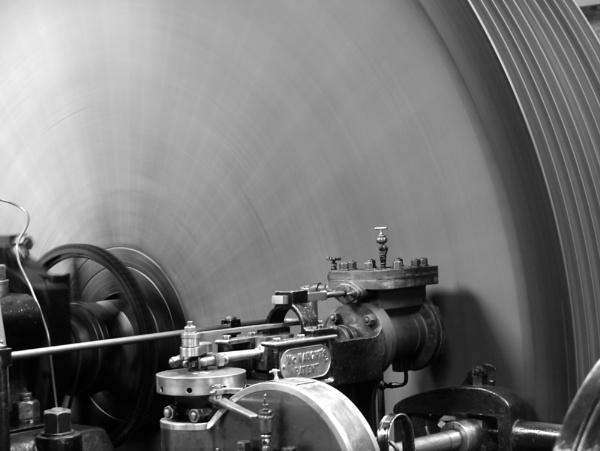 The Big Wheel by geoffleckey