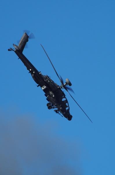 Longbow Apache by Kako