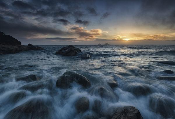 A Cornish Seascape by Buffalo_Tom