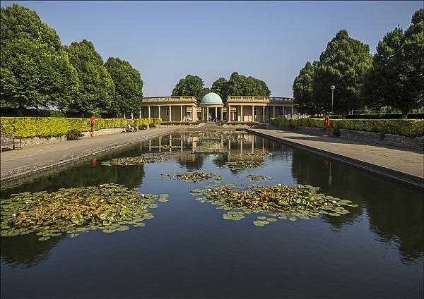 Eaton Park Norwich by koiboy