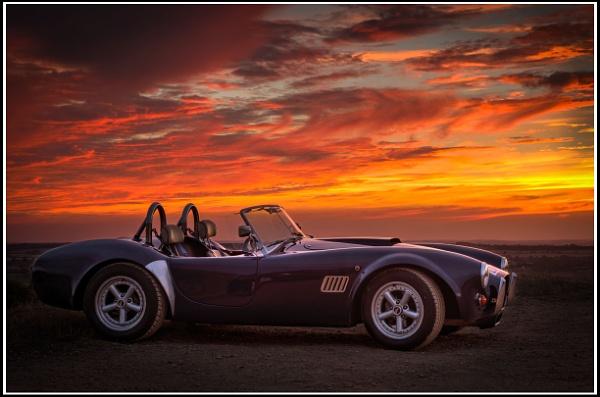 Sunset Cobra by gd427driver