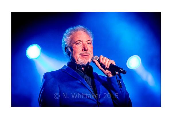 Tom Jones in Concert by robdebank