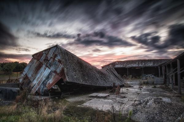 Derelict #3 by dp